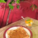 La Fee Delice   - 滑らかなクレープ・シュゼット
