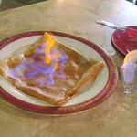 La Fee Delice   - クレープ・フランベシュゼット