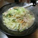 ラーメン仙花 - 塩タンメン