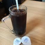 四季自然喰処たちばな - サービスのコーヒー