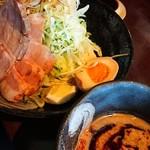 57239220 - 広島つけ麺 ランチ