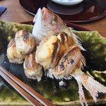 5724039 - 鯛のお赤飯(特別に)
