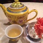 楼蘭 - ジャスミン茶