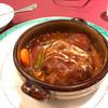 山惣 - 料理写真:煮込みハンバーグ