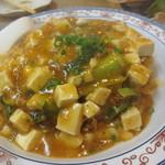 57243200 - 麻婆豆腐皿うどん