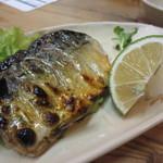 白頭山 - 焼き鯖