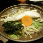 旬乃味 錦 - 鱈チリ