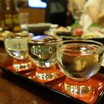 旬乃味 錦 - 利き酒セット