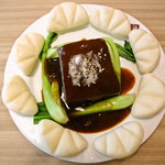 楽楽屋 - 毛氏豚角煮 (毛氏燒肉)