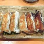 六五郎 - 餃子