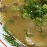 陽気 - 中華そば(スープ)