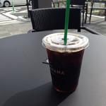 57247775 - コーヒー一杯で疲れた…