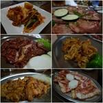 焼肉 談 - 料理写真:家族飯は焼き肉