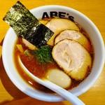 ラーメン ABE's - 丸鶏ラーメン(チャーシュー・味玉)