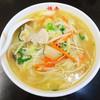福吉 - 料理写真:タンメン(細麺)