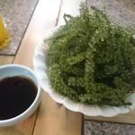 琉球居酒屋 赤瓦 - 海ぶどう