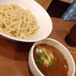 日の出らーめん - 剛つけ麺¥780