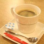 モスバーガー - コーヒー