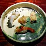 橙家 - 〆のお寿司