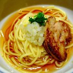 橙家 - フォアグラ麺