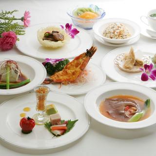【飲み放題付】五感で味わう多彩な宴会コース料理4000円~