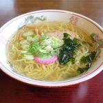 天馬軒 - 塩ラーメン(650円)