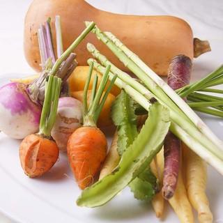 産地直送の鎌倉野菜