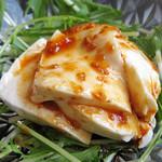 mushiyashinai - ランチのサラダ