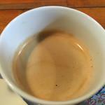 Ristoro Cocteau's - 食後のコーヒー