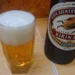 志乃ぶ - 2カ月ぶりのビール クラッシックラガー