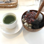 カフェ ド サラン -