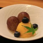 日本料理 銭屋 - デザート