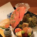 日本料理 銭屋 - 八寸