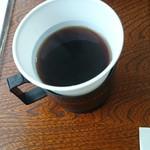 寿し若 - セルフのコーヒー付