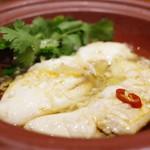 蓮香 - ふぐ白子生唐辛子醤油