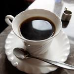 点と線 - コーヒー