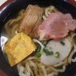 冨士食堂 - 大東そば