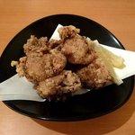 Chot-Bar if - 鳥唐揚げ(500円?)