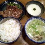 shodaigyuutanakabee - 麦とろ定食
