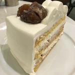 ハーブス - Marron glaces cake