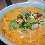 タイレストラン Smile Thailand - トムヤムクンヌードルセット