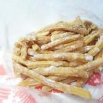 高知食品 - 芋ケンピ245グラム400円