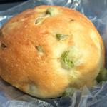 パン工房 ふるる - 枝豆パン