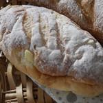 パン工房 ふるる - さつまいもパン
