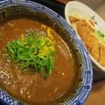 57294903 - カツカレーつけ麺(期間限定)