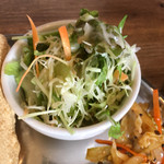 Spice食堂 - フレッシュなサラダ