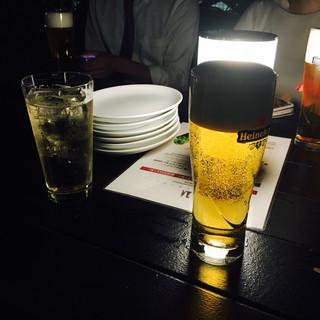 大人のビアガーデン at グランフロント大阪