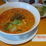 旭龍門 - 担々麺