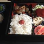 肉のやしろ 青木亭 - 日替わり弁当