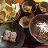 橅の杜 - 料理写真:おまかせ蕎麦膳(温)
